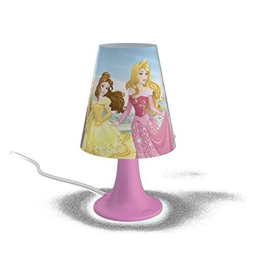 Philips Disney Princess LED Tischleuchte, rosa