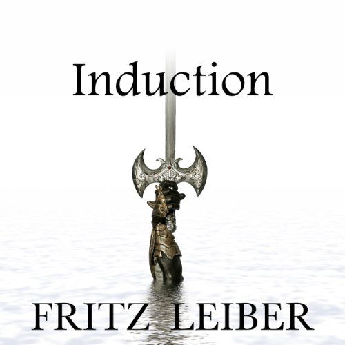 Induction audiobook cover art