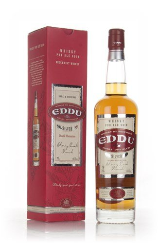 Eddu SILVER Pur Blé Noir Whisky Sherry Cask Finish (1 x 0.7 l)