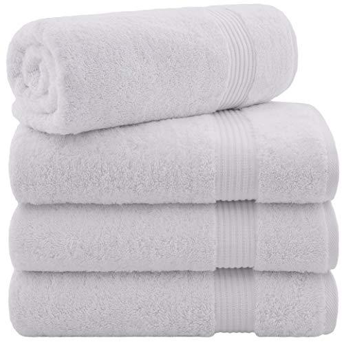 Hotel & Spa Quality Turkish Cotton, Absorbent & Soft Decorative Luxury...