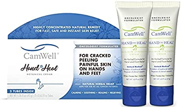 Natural Chemo Gifts All-in-One Maximum Strength Neuropathy Relief CamWell Hand to Heal for Cancer Patients (Pack of 2)
