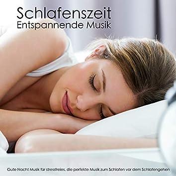 Schlafenszeit Entspannende Musik - Gute Nacht Musik Für Stressfreies, Die Perfekte Musik Zum Schlafen Vor Dem Schlafengehen