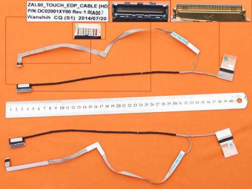 Kompatibel für Dell Latitude 3550-ZAL60 Displaykabel Bildschirm Screen Video LED Cable