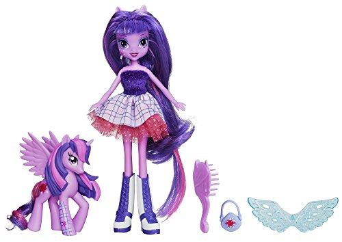 My Little Pony – Equestria Girls – Twilight Sparkle – Poupée et Poney (Import Royaume-Uni)