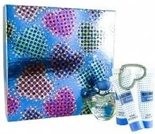 Moschino Toujours Glamour Gift Set 50ml EDT + 30ml Shower Gel + 30ml Body Lotion + 30ml Body Gel