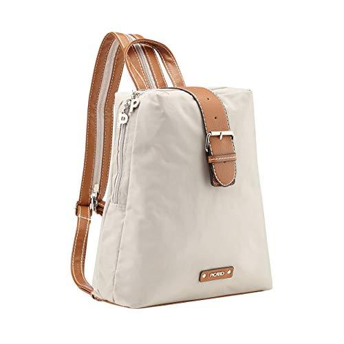 Picard Sonja Backpack Damenrucksack Daypack M aus Synthetik mit Reissverschluss, Schultertasche, Zipperfach, Handytasche 29 x 25 x 8 cm (H/B/T) Damen (2145)