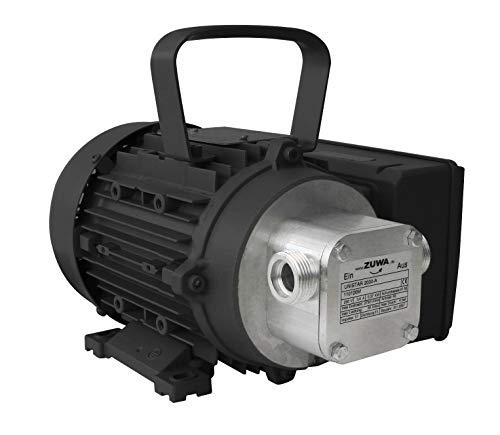 Pompa a pedale UNISTAR 2000-A, 1400 min-1, 400 V con motore, cavo e s
