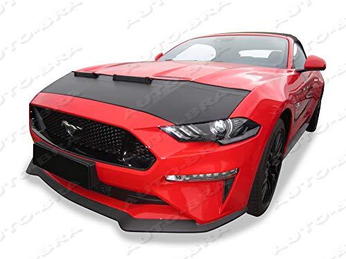 AB3-00361 BRA für BRA Mustang 2014- Haubenbra Steinschlagschutz Tuning Bonnet Bra