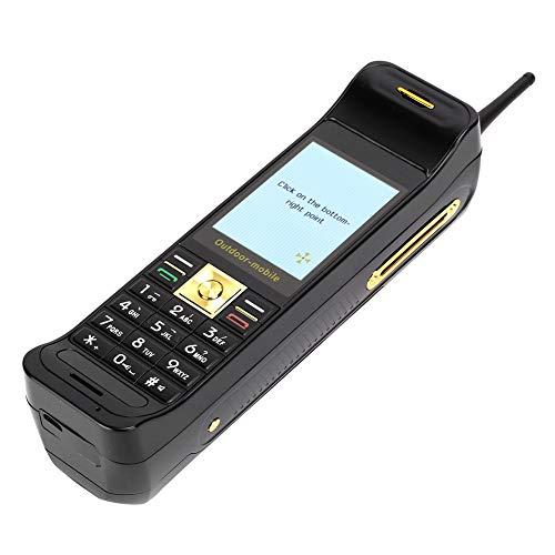 Teléfono Antiguo: teléfono móvil de ladrillo Retro Vintag