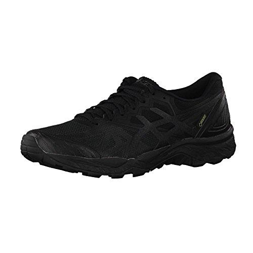 Asics Gel-Fujitrabuco 6 G-TX, Zapatillas de Running para Asfalto para Hombre, Azul (Deep Aqua/Black 400), 42 EU