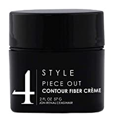 Jon Renau EasiHair Piece Out Wig Styling Cream Prolong the life of your human hair or synthetic wig by using Jon Renau professional line Adds texture, volume and sculpting without weighing hair down Can be used on human hair and synthetic wigs, toppe...