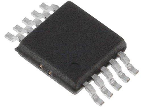 MAX3311EEUB+ Line transmitter-receiver RS232,full duplex uMAX10 MAXIM-DALLAS