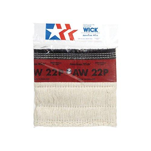 American Wick Kerosene Heater Wick Fits Kerosun Omni 120 , & Kerosun Omni 105m, N Toyostove/Toyotomi