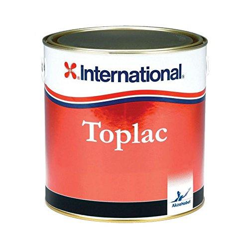 International Toplac - Pintura para barco - Blanco nieve 001
