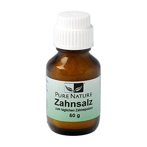 PureNature Zahnsalz, 50 g