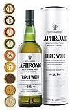 Laphroaig Triple Wood Single Malt Whisky + 9 Edel...