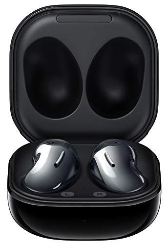 Oferta de Samsung Galaxy Buds Live - auriculares bluetooth inalámbricos I 3 micrófonos I Tecnología AKG I Color Negro