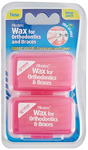 Piksters - Cera para ortodoncia y aparatos ortopédicos