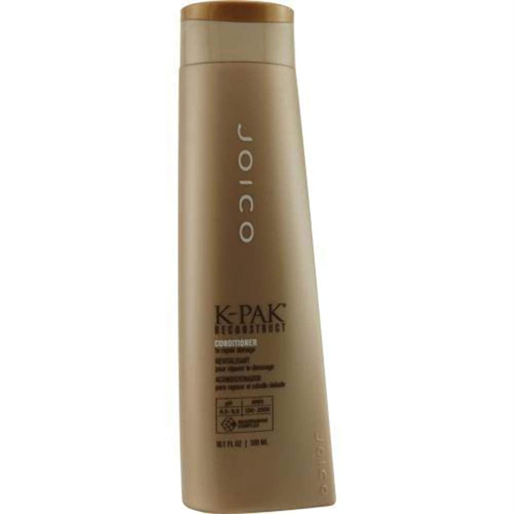 鳴り響くお手伝いさん寝室by Joico K PAK RECONSTRUCT DAILY CONDITIONER FOR DAMAGED HAIR 10.1 OZ by JOICO