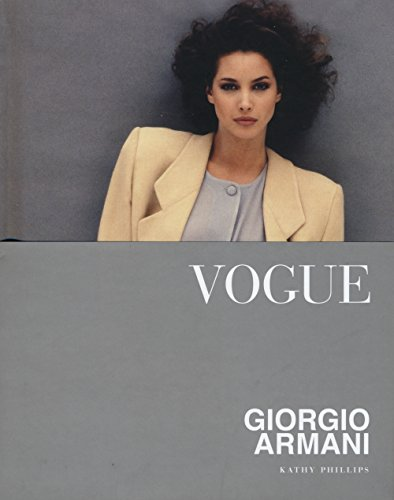 Vogue. Giorgio Armani. Ediz. illustrata