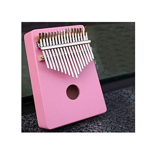 YXIAON duimpiano draagbare 17 ton-duimpiano voor beginners voor volwassenen professioneel piano spelen (keuze uit diverse kleuren) eenvoudig te bedienen, laat je muziek voelen.