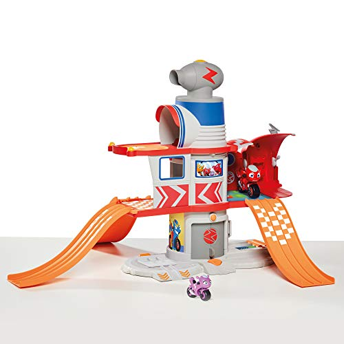 Ricky Zoom Ricky?s House Adventure Playset - Multi-Level Rescue Headquarters