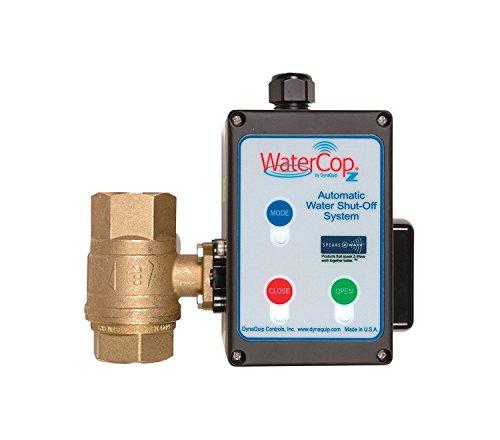 WaterCop Z-Wave Shut Valve Smart Leak, lead