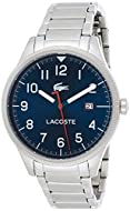 Lacoste Men's Analogue Classic Quartz Watch with Stainless Steel Strap 2011022