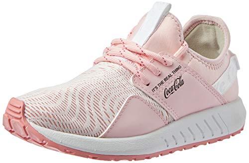 Tênis Coca-Cola Shoes, Cloud, feminino, Rosa, 37
