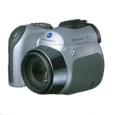 Konica-Minolta Dimage Z3 Digitalkamera
