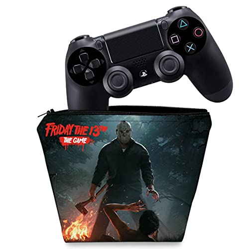 Capa PS4 Controle Case - Friday the 13th The game Sexta-Feira 13