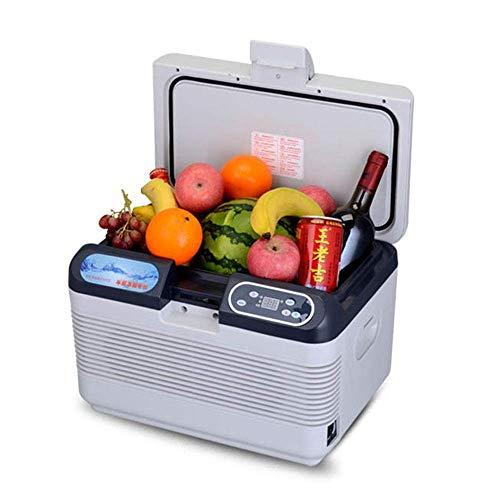 El mini refrigerador del coche de refrigerador temperatura constante 12L mini refrigerador del hogar del coche de Doble Uso de la insulina Refrigerador inteligente Frigorífico Recorrido al aire libre