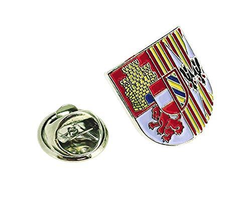 Gemelolandia Pin de Solapa Escudo del Tercio de Juan de Austria Tercero de la Legión