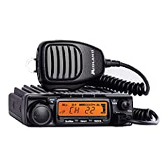 2-WAY RADIO - The 40 Watt MicroMobile walkie talkie is equipped with 15 High/Low Power GMRS channels and 8 Repeater Channels for increased communication range. 65-MILE RANGE - Longer range communication in open areas with little or no obstruction. 14...