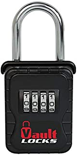 Vault Locks 3200 Key Storage Lock Box with Set Your Own Combination