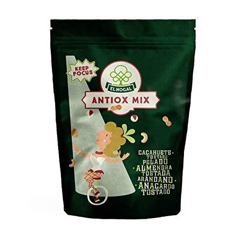 El Nogal Frutos Secos Mix de Frutos Secos Antiox Bolsa 115 g