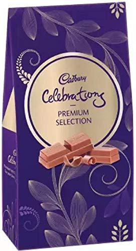 Cadbury CAD CELEBERATION Premium Selection 182 GM Bars (182 g)