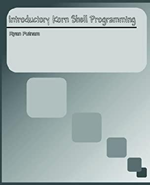 Introductory Korn Shell Programming