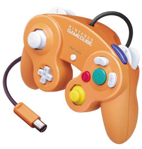 Offizieller Nintendo Gamecube Controller Orange