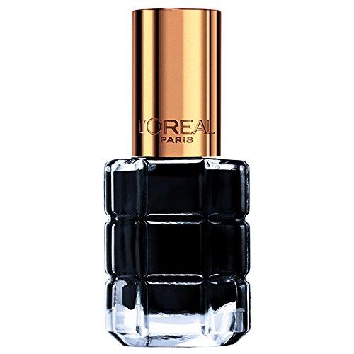 L'Oréal Paris Make-Up Designer VAO CR Huile NU 674 Noir Noir esmalte de uñas Negro Crema - Esmaltes de uñas (Negro, Noir Noir, Crema, Botella, 30 mm, 69 mm)