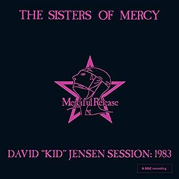 David 'Kid' Jensen Session: 1983 (Live)