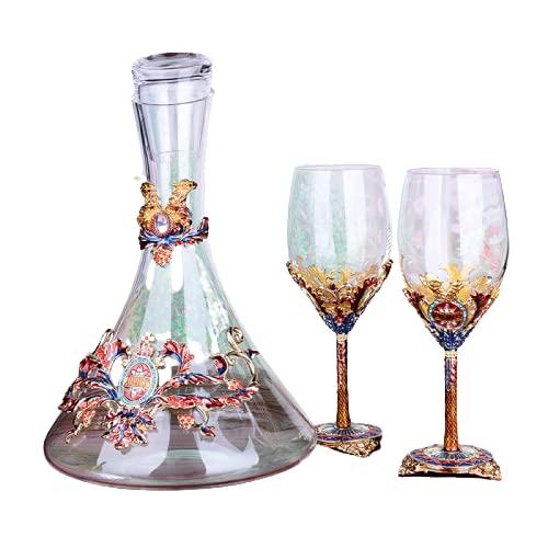 Amzyy Red Wine Glass