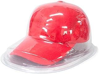 帽子 キャップ 保護 プロテクト ケース 型崩れ におい移り 劣化 防止 壁掛け 透明 ボックス