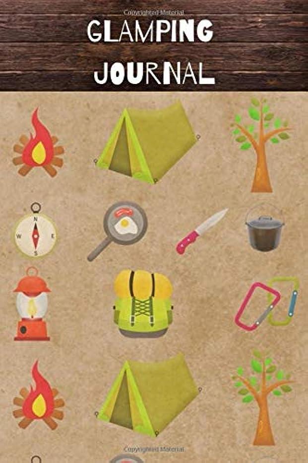 甘くする集中的な並外れたGlamping Journal: The Perfect Way To Log Your Camping Adventure's, Featuring Prompts, Questions And even A Place For Your Photographs, Make Memories For Years To Come.