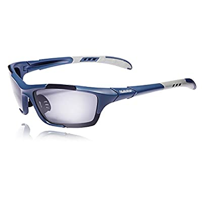 Hulislem Sport Polarized Sunglasses -Case Color May Vary Flip up Sunglasses Sport for Women for Men