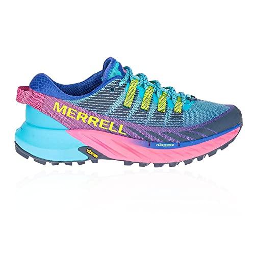 Merrell Agility Peak 4, Zapatillas de Running Mujer, Atoll, 36 EU