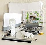 Nintendo Wii Konsole + Wii Fit + Balance Board