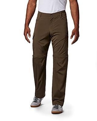 Columbia Men's Standard Silver Ridge Stretch Convertible Pant, Major, 40 x 30