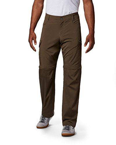 Columbia Men's Standard Silver Ridge Stretch Convertible Pant, Major, 32 x 32