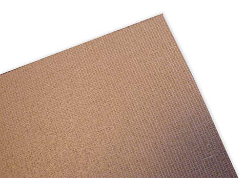 Worblas kunstmesh-paneel XL (150 x 100 cm Bastel Cosplay) Thermoplastisch materiaal